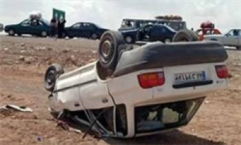 بر اثر بیاحتیاطی در رانندگی سرنشین پراید در رفسنجان کشته شد