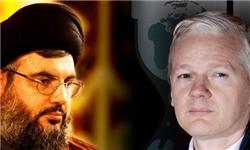 سیدحسن نصرالله در مصاحبه با روسیا الیوم:اعراب حاضرند با اسرائیل سالها مذاکره کنند اما با سوریه نه