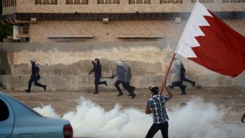 Pit stop برای رانندگی روی مسیرهای خونین بحرین