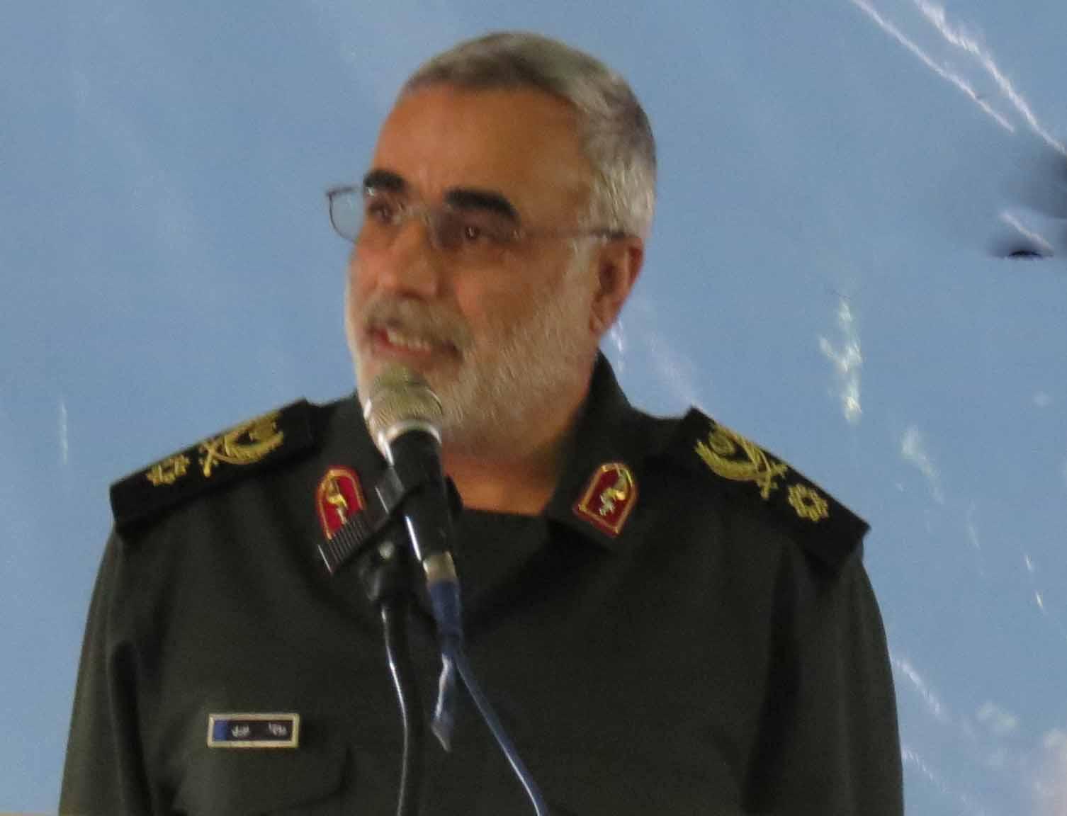 سردار نوری: همه موظفیم جنبه های اعتقادی، ارزشی، حماسی و بصیرتی انقلاب را تقویت کنیم