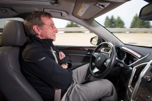 خودروهای بدون راننده کادیلاک تا سال ۲۰۱۵ وارد بازار می شوند؟