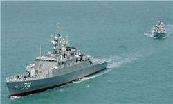 نجات یک کشتی آمریکایی توسط ناوگروه نیروی دریایی ایران