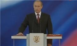 پوتین امروز سومین دوره ریاستجمهوری خود را آغاز میکند