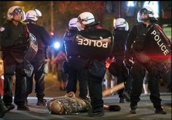 دستگیری 300 دانشجوی معترض در کانادا