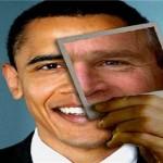 اوباما و بوش دو روح در یک بدن!