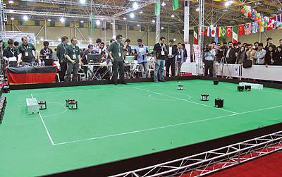 اولین دوره مسابقات ربوکاپ به میزبانی موسسه آموزش عالی میثاق رفسنجان