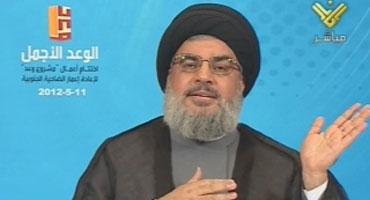 سید حسن نصرالله در جشن بازساری ضاحیه در جنوب بیروت: امروز همتلآویو وهم اهدافمشخصی درآن را درتیررس داریم