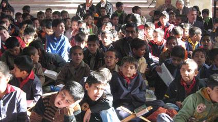 طرح سلامت کلاس اولی ها اوایل خرداد ماه در رفسنجان به اجرا در خواهد امد