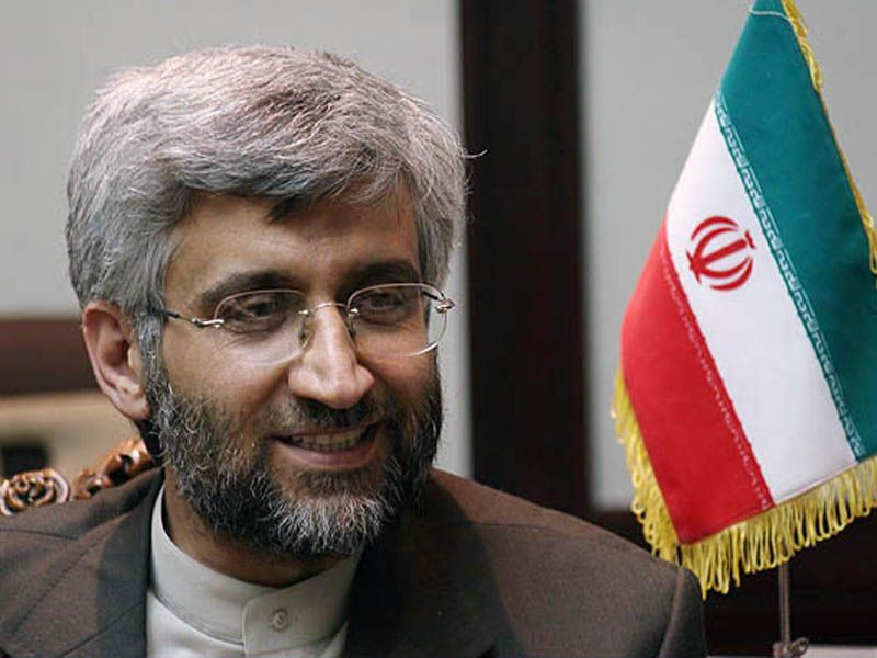 دکتر جلیلی در دیدار با عوض وزیر خارجه دولت قانونی فلسطین: فلسطین متعلق به تمام جهان اسلام است و باید آزاد شود و به لطف خدا پیروزی نزدیک است