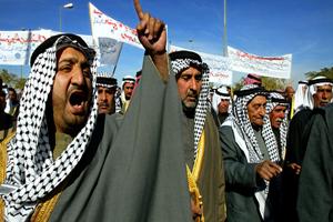 عراق در برابر چند سرنوشت