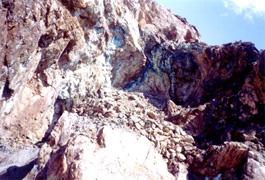 معدن مس درآلوئیه ( گلزار) طبق مستندات و واقعیات متعلق به شهرستان بردسیر است + مدارک