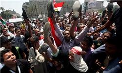 مصر یکپارچه علیه حکم مبارک به پاخاست