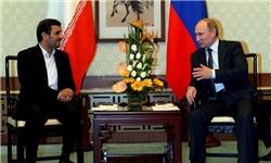 دیدار رؤسای جمهور ایران و روسیه در چین: