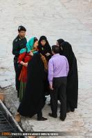 عکس دستگیری بازیگربدحجاب