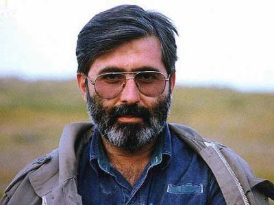 شهید آوینی در سوگ امام خمینی(ره)