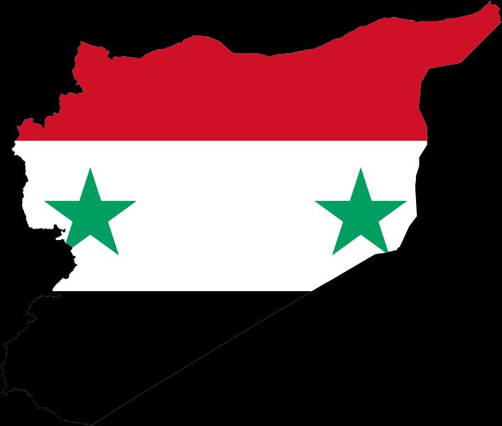 سوریه ، دو نما از بیرون و درون