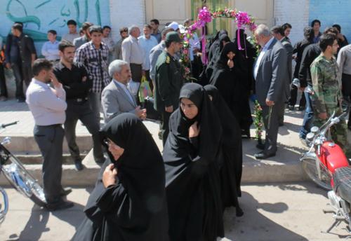 اعزام بیش از1000نفرازمردم رفسنجان به مرقدحضرت امام خمینی(ره)