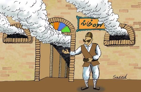 قهوه خانه هایی که بسته شدند، بسته شده هایی که باز شدند/ برخورد تبعیضی متولیان امر با وجود اعتراض بزرگان شهر در رفسنجان