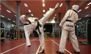 حضور بانوان ورزشکار رفسنجانی در المپیاد ورزشی کرمانیان