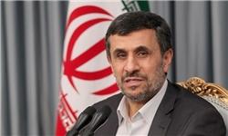 احمدینژاد در دیدار با رییس جمهور ترکیه مطرح کرد انتقاد از مواضع ضد سوری برخی پادشاهان که خود پایگاه مردمی ندارند