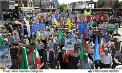 قطعنامه پایانی روز قدس/بیگانگان از باتلاق سوریه راه نجاتی نخواهند داشت