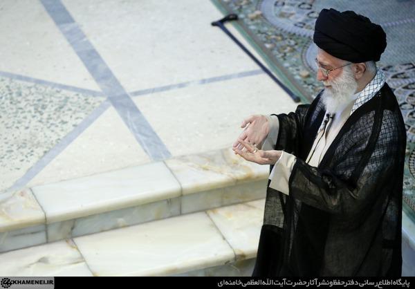 خطبههاى نماز عید فطر تهران به امامت مقام معظم رهبری