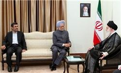 امام خامنه ای در دیدار نخست وزیر هند: آمریکا فقط برای دولت صهیونیستی قابل اطمینان است نه برای دیگران