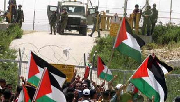 مراسم روزجهانی قدس در نزدیکی مرز لبنان با فلسطین اشغالی