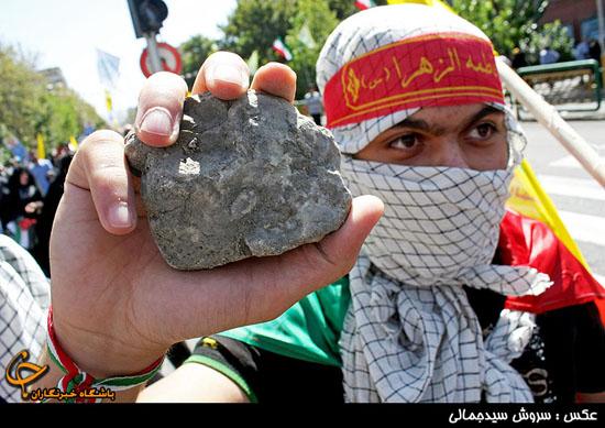 ملت ایران تنها راهحل مسئله فلسطین را انحلال رژیم صهیونیستی میداند