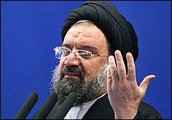 خاتمی در نماز جمعه تهران؛ غیر متعهد ها عدم تعهد خود را با موضع گیری علیه آمریکا اثبات کنند