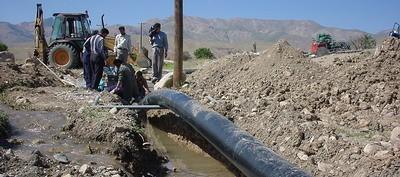 پروژه های آبرسانی به ۸۸ روستا در سال جاری ۷۰ درصد پیشرفت فیزیکی داشته است
