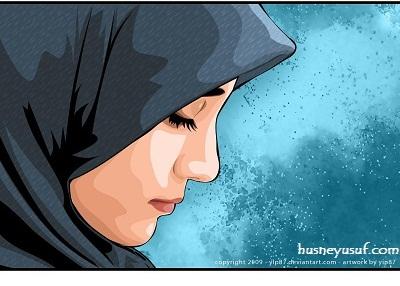 حجاب گستره ای به بزرگی تاریخ حیات بشر /  چادر  یک حجاب ایرانی است