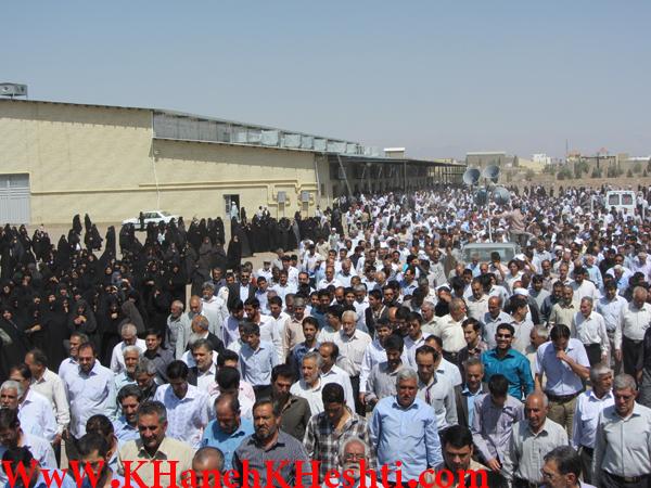 کرمان سراسر اعتراض