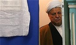 هاشمی:برای جلوگیری از تنش و اختلاف به رفسنجان نیامدم