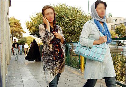 حجاب چیه مهم اینه که دل آدم پاک باشه +حتما بخونید