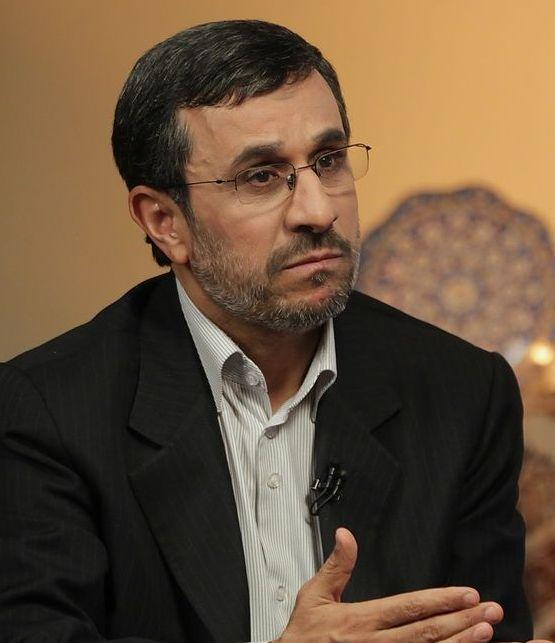 تغییر چهره احمدی نژاد+تصاویر
