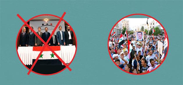 شناسایی شورشیان سوریه از منظر حقوق بینالملل