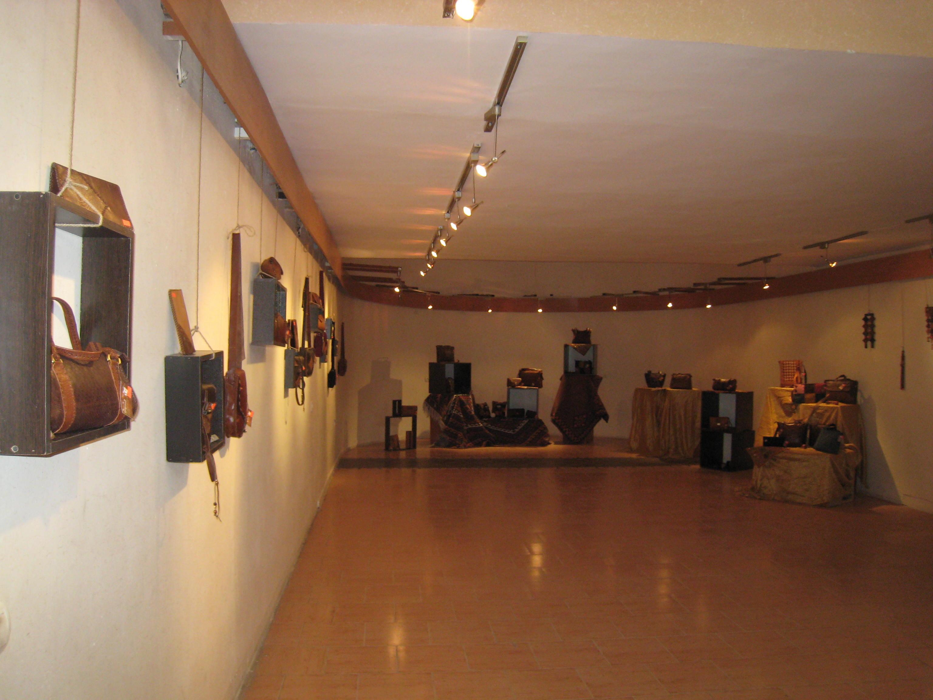 برگزاری نمایشگاه چرم عتیق در رفسنجان