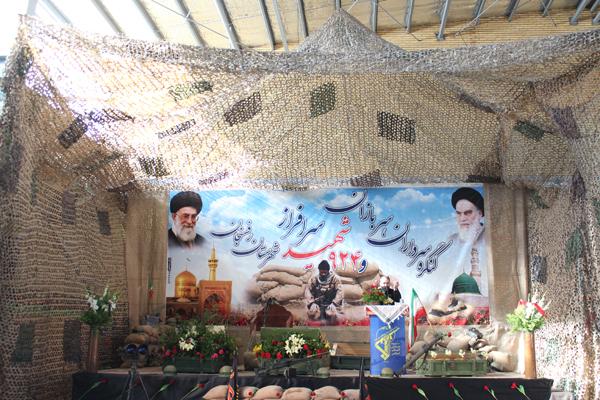 یادواره 924 شهید با حضور جمع کثیری از مردم شهید پرور رفسنجان