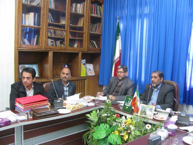 جلسه ستاد توسعه بخش کشاورزی رفسنجان برگزار شد
