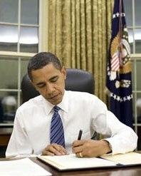 نامه لو رفته اوباما به میرحسین و کروبی