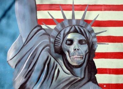 اینفو کلیپ سیاهه جنایات آمریکا