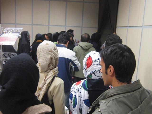 استقبال رفسنجانی ها از فیلم های فجر در سینما گلستان امین + عکس
