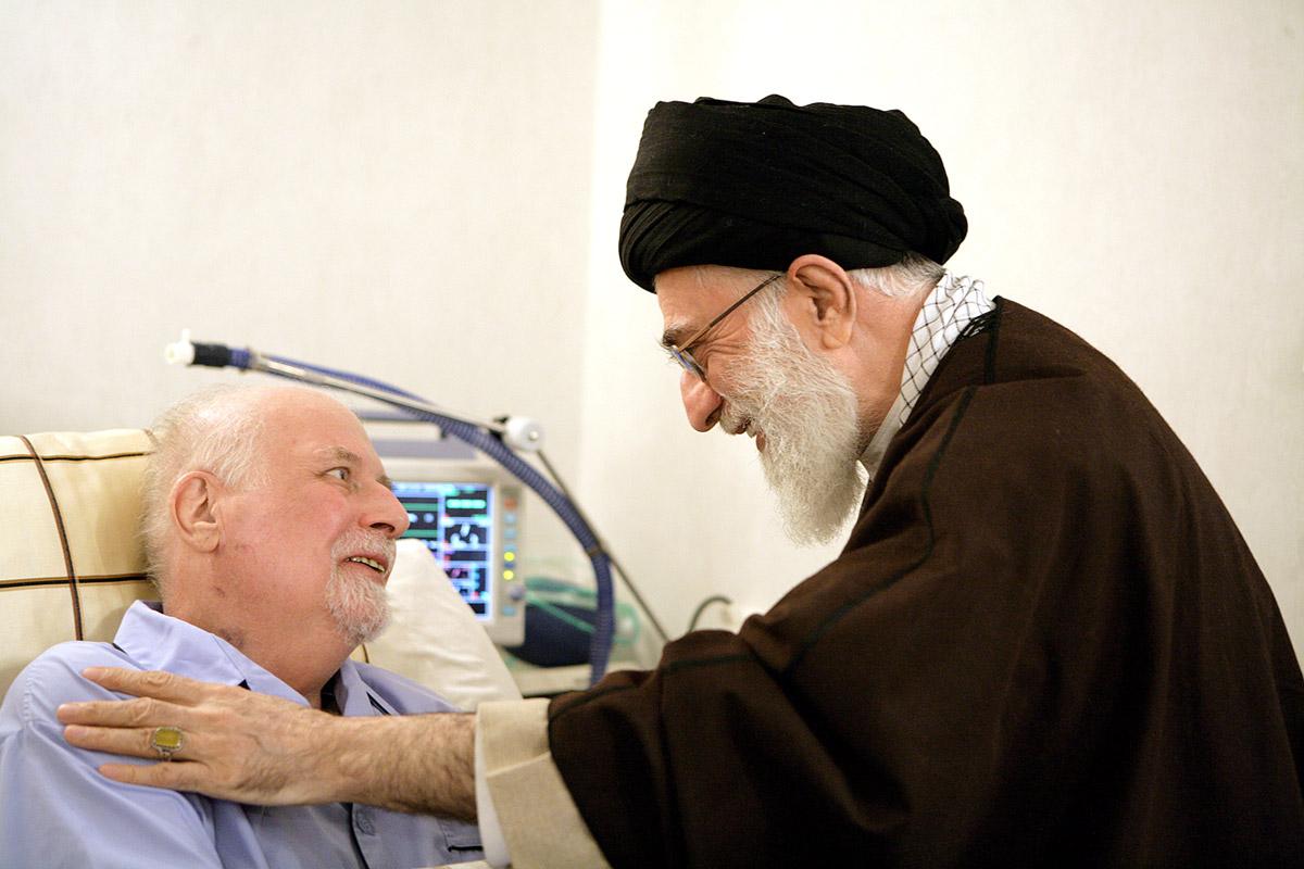 پیام تسلیت رهبر انقلاب در پی درگذشت دکتر حسن حبیبی