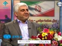 رفتار تحریک آمیز رهبر در تلویزیون/امیدوارم دانشگاه تهران منحل نشود