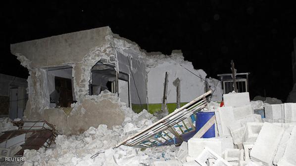 """زلزله ای شدید """"سراوان"""" استان """"سیستان بلوچستان"""" را لرزاند / منابع محلی تعداد جان باختگان را تا کنون 40 نفر اعلام کرده است + جزئیات"""