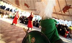 هنرمندان رفسنجانی در سوگواره تعزیه کرمان برگزیده شدند