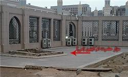 مزار حضرت امّ البنین(س) در قبرستان بقیع+عکس