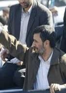 خواستگاری یک پیرزن از احمدینژاد!
