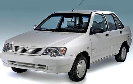 قیمت لحظه ای خودرو در امروز۱۳۹۲/۱/۲۰
